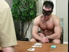 Jock Plays Strip Poker